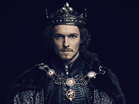 Jacob Collins-Levy in The White Princess on Starz