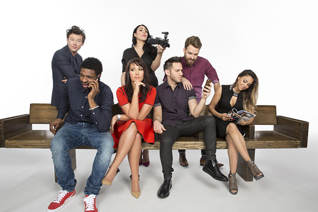 Cast of Connected