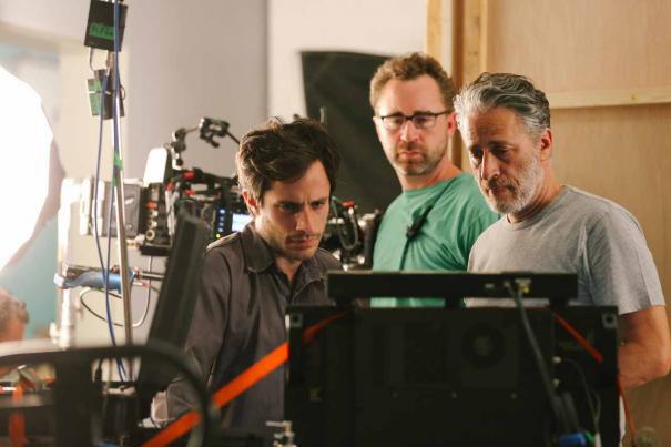 Stewart directing