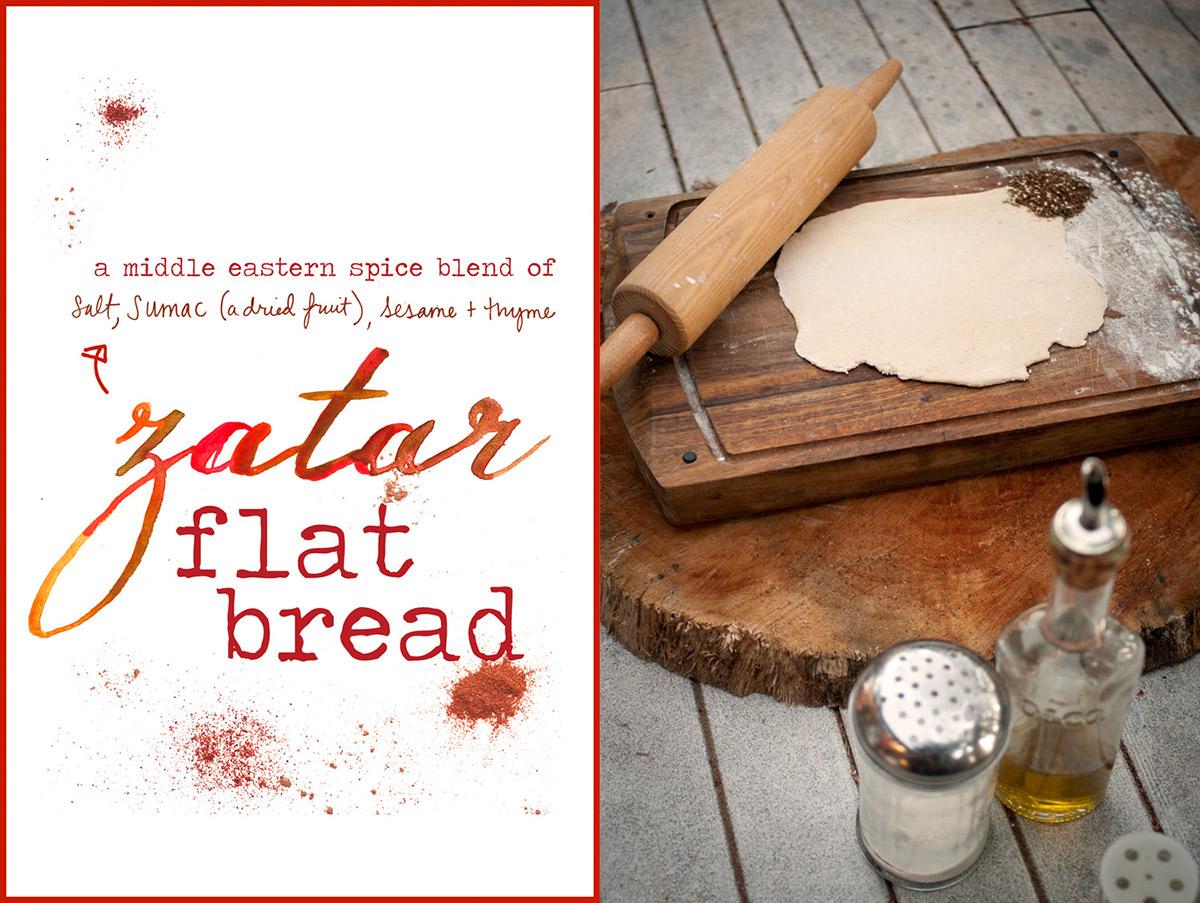 zatar flatbread header