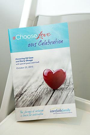 ChooseLove Celebration program