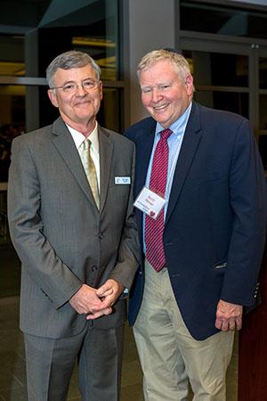 Ed Case & Barry Shrage