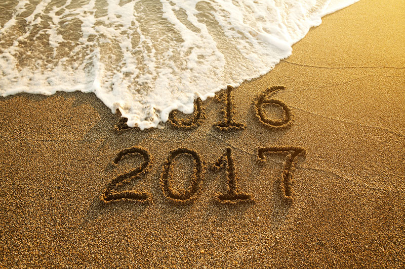 end of 2016