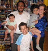 Alina's family