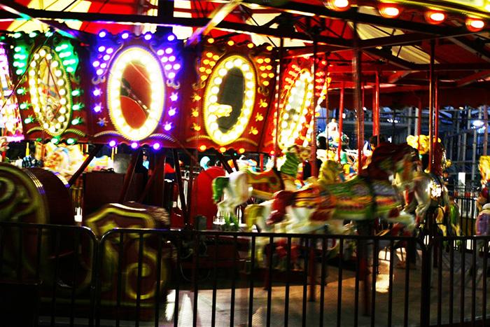 A Purim Carousel in Brooklyn