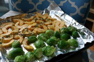 Roast your vegetables