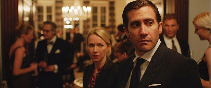 Jake Gyllenhaal & Naomi Watts
