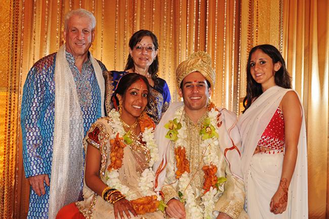 Jewish_Hindu Wedding