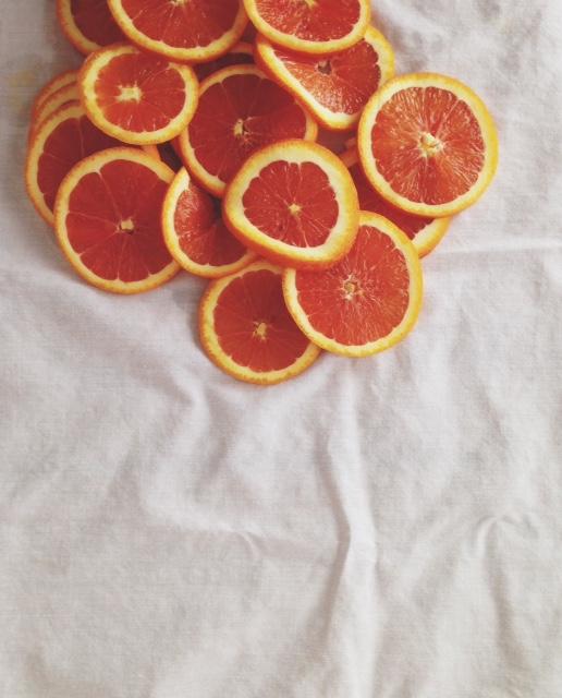 Semolina cara cara orange cake shavuot