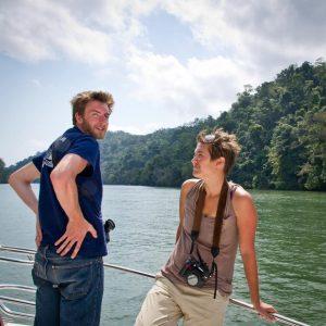 Justin & Jordyn in Guatemala