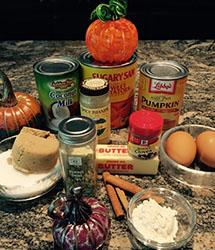 Cazuela ingredients