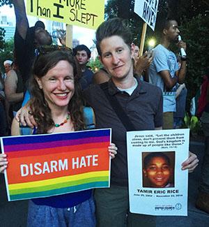 Black Lives Matter rally in Atlanta