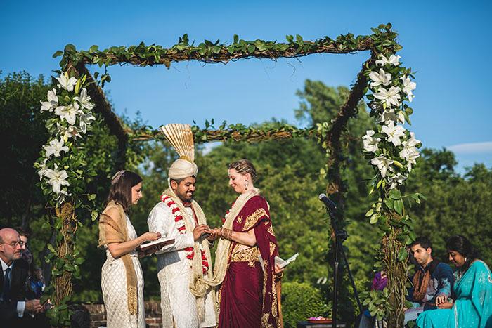 interfaith wedding ceremoney