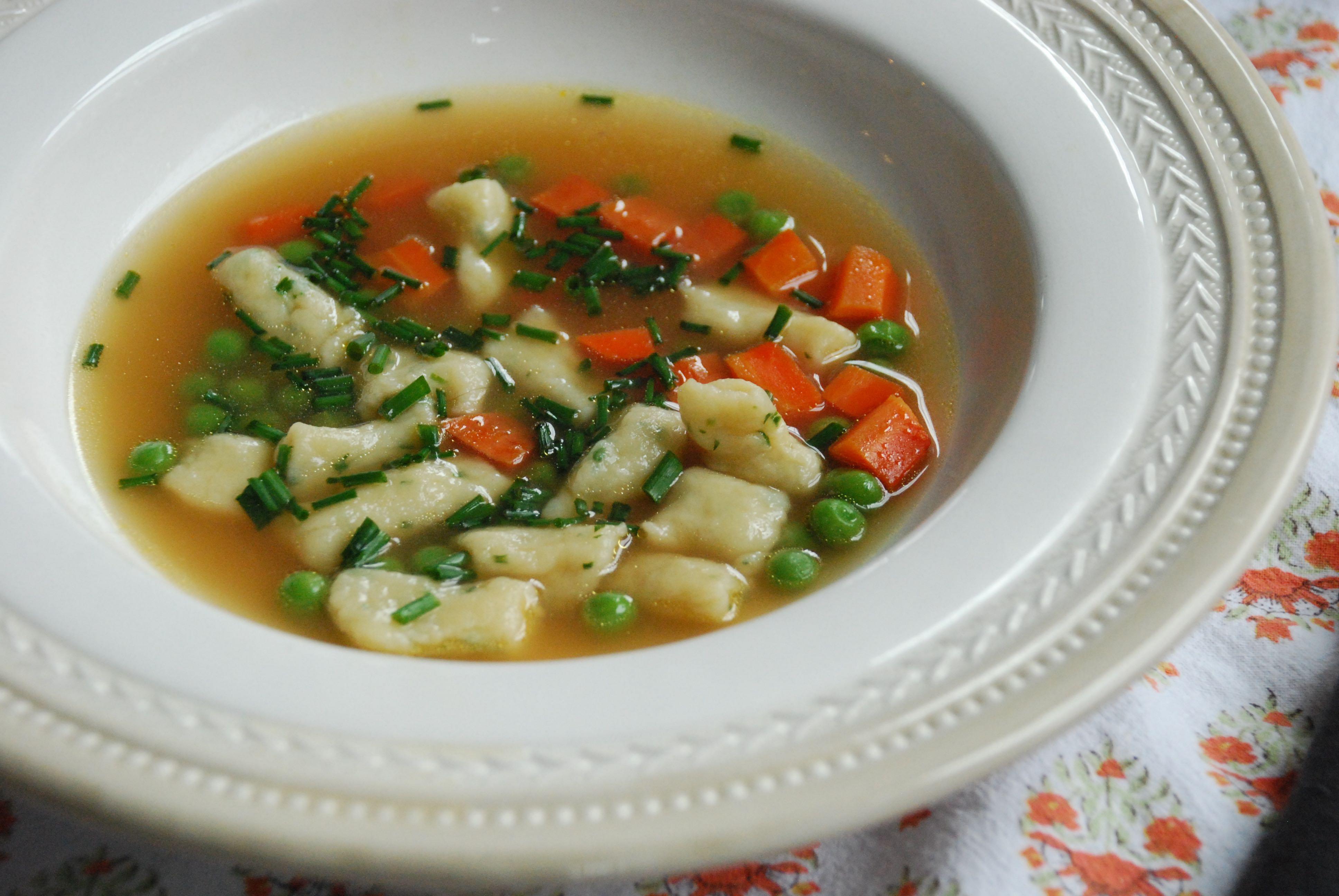 spring dumpling soup 2