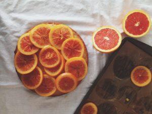 Cara Cara cake