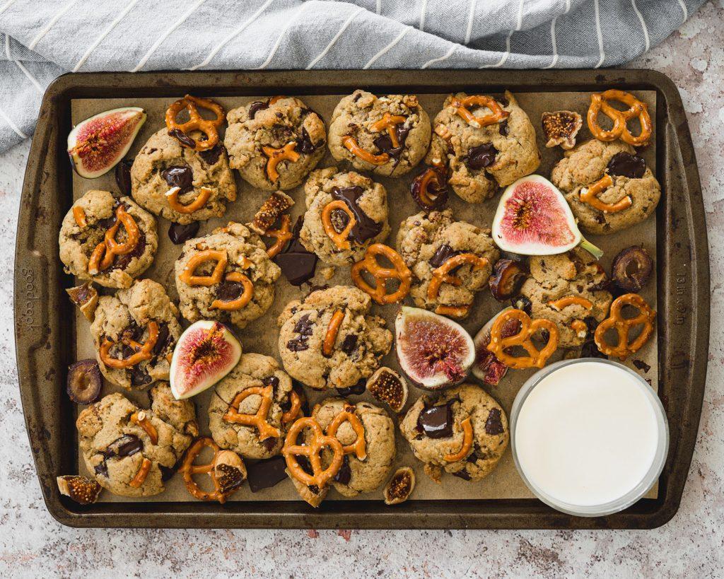 cookies for Tu Bishvat