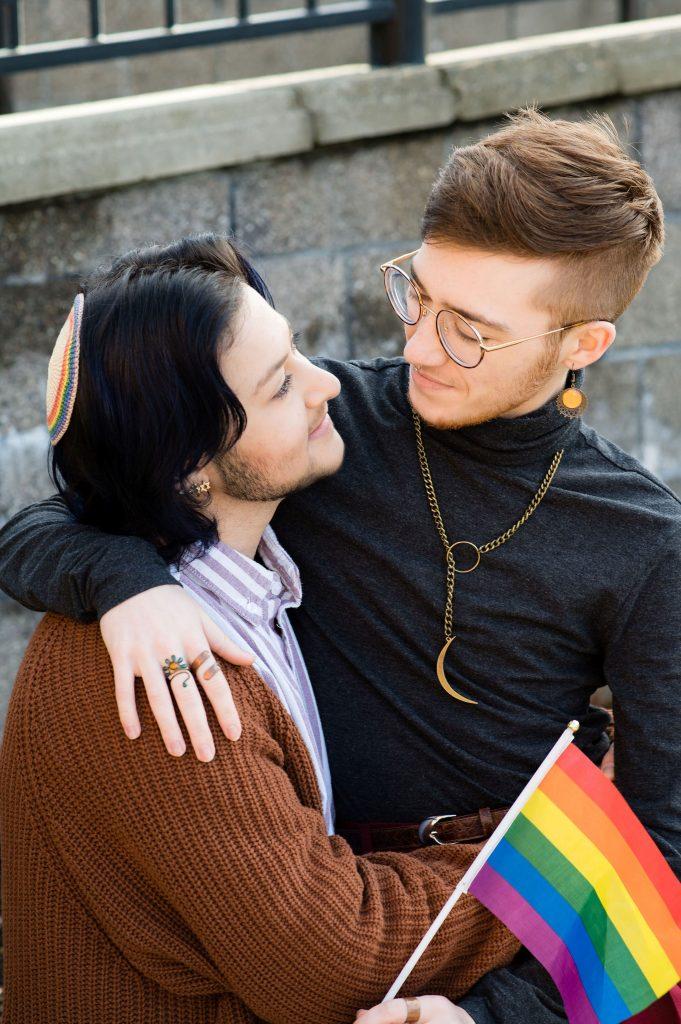 Ezra and Jo