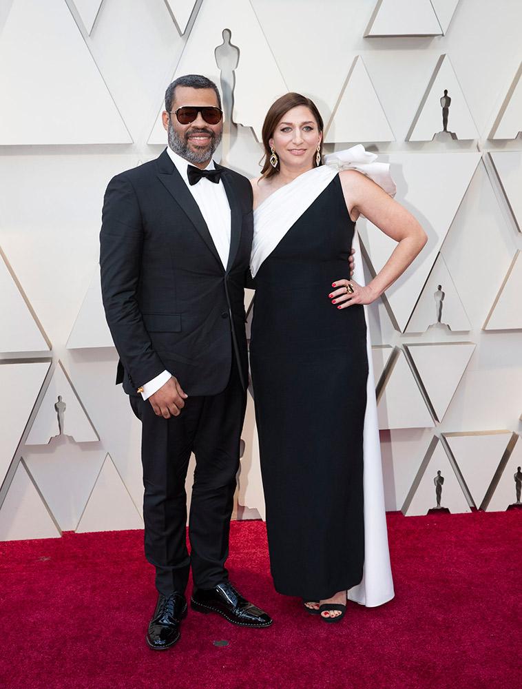 Jordan Peele & Chelsea Peretti