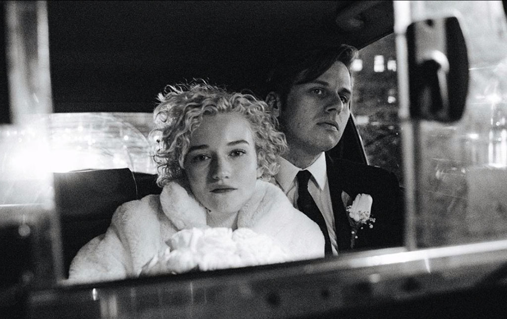 Julia Garner & Mark Foster
