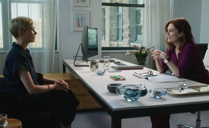 Michelle Williams & Julianne Moore