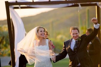 Savannah Guthrie's wedding