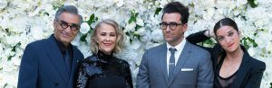The interfaith cast of Schitt's Creek