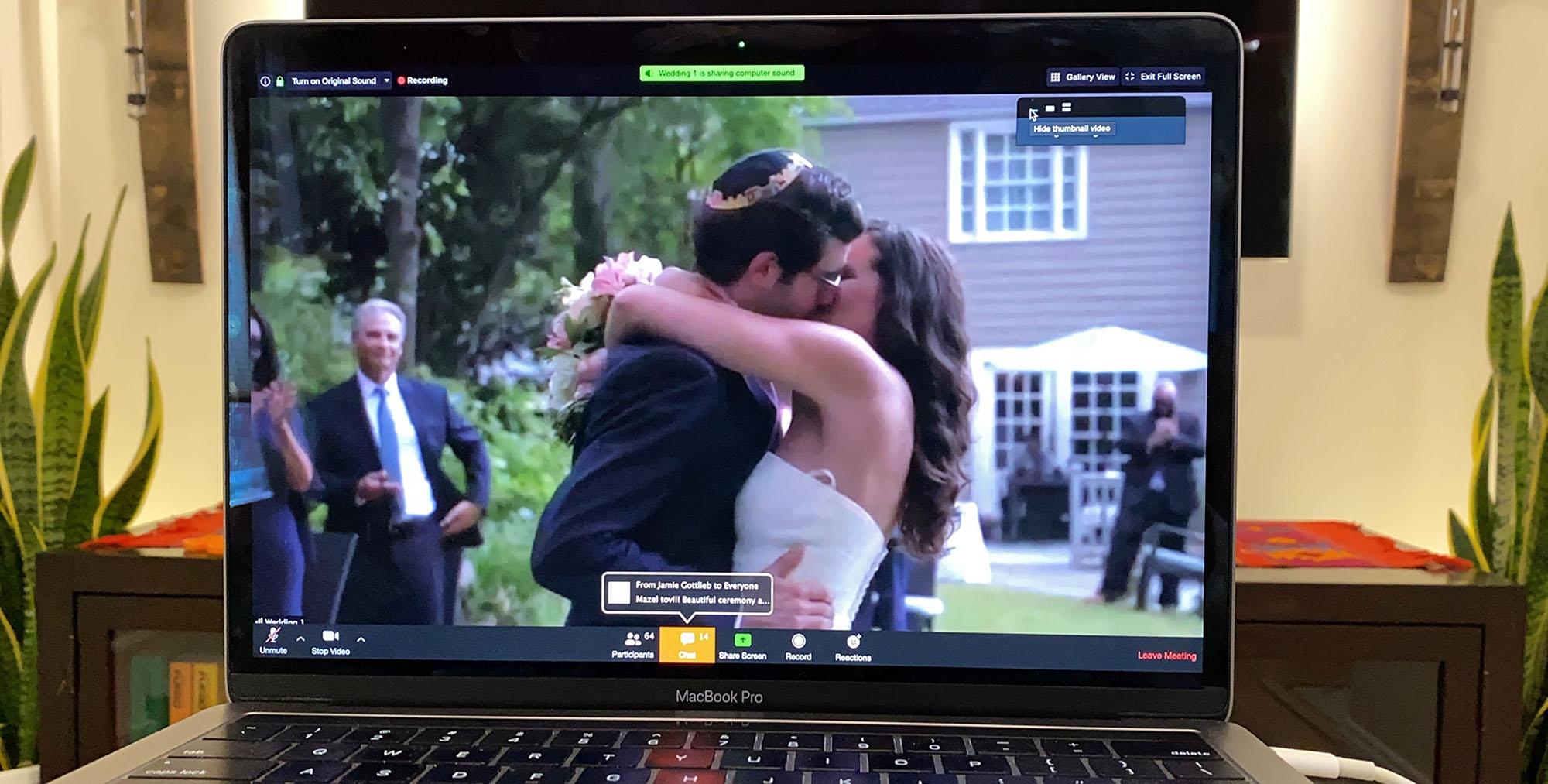 Jenna and Elliot wedding