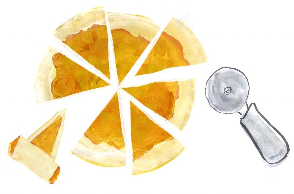 pineapple tart rugelach
